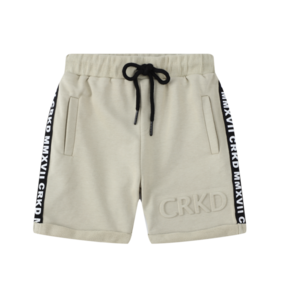Cracked Soda - Axel CRKD Casual Shorts - Oat (available in 10 sizes)