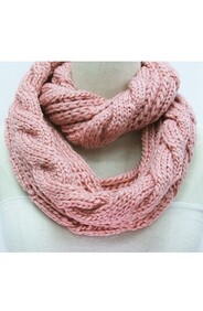 Snood - Cable Knit