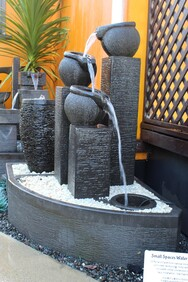 Small Spaces Water Feature