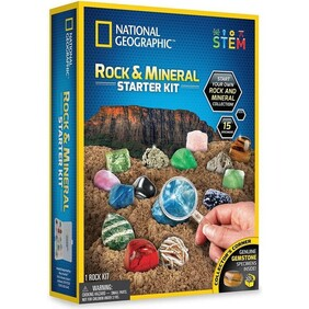 National Geographic - Rock & Mineral