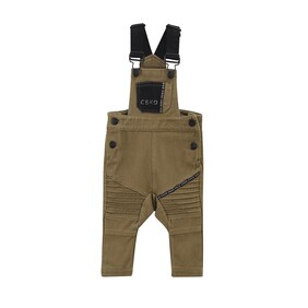 Cracked Soda - Archie Overalls (available in 4 sizes)