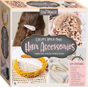 Create Your Own Hair Accessories