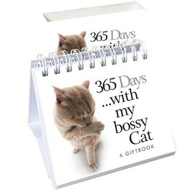 365 Days With My Bossy Cat