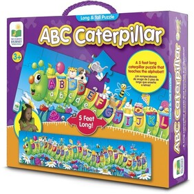Long & Tall Puzzle - ABC Puzzle