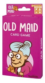 Card Games - Go Fish & Old Maid