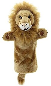 The Puppet Company - Lion