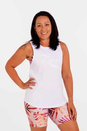 Guns out Singlet - White or Navy