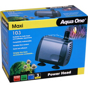 Submersible Water Pump 1200L/H