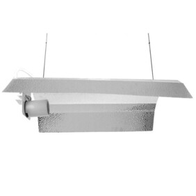 Reflector with Lamp Holder (Small)