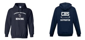 CHS Rowing Supporters Hoodie