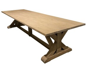 ARTWOOD ST GEORGE DINING TABLE - 350CM