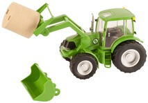 BIG COUNTRY TOYS - TRACTOR AND IMPLEMENTS