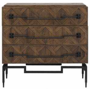 THEO 3 DRAWER CHEST