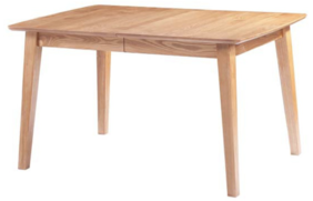 ARCO EXTENSION TABLE - NATURAL ASH