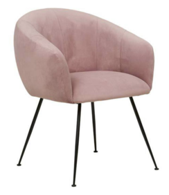 ISABELLA ARMCHAIR - FRENCH PINK