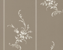 ELSINORE FLORAL - CHARCOAL
