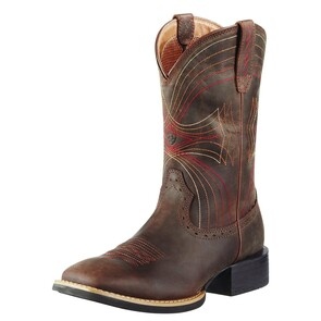 ARIAT MNS SPORT WIDE SQUARE TOE