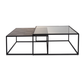 LUBECK SQUARE NEST TABLE