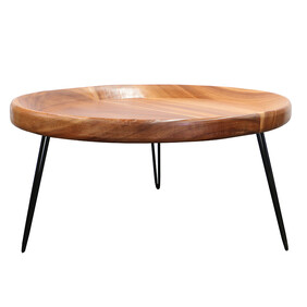 UFO COFFEE TABLE - NATURAL
