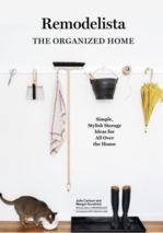 REMODELISTA: AN ORGANISED HOME