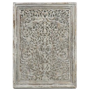 APHRODITE CARVED WALL PANEL