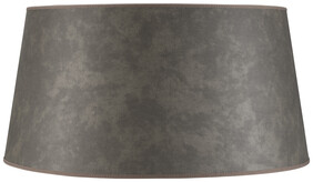 LARGE CLASSIC LAMPSHADE - TAUPE