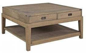ARTWOOD VERMONT SQUARE COFFEE TABLE