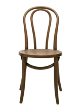 BOWIE CURVED CAFE DINING CHAIR