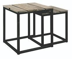 ARTWOOD ANSON OUTDOOR SIDE TABLE - SET OF 2