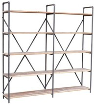LUDLOW STRUCTURAL WALL SHELVING