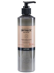 SMITH & CO - FIG & GINGER LILY - HAND & BODY LOTION