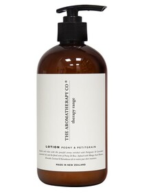 THERAPY HAND & BODY LOTION SOOTHE - PEONY & PETITGRAIN