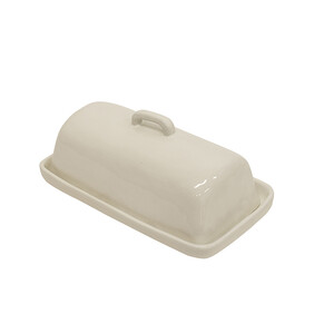 FRENCH RUSTIC BUTTER DISH