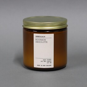 AMBERJACK LARGE CANDLE - BOURBON ABSOLUTE