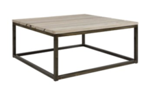 ARTWOOD ANSON SQUARE COFFEE TABLE
