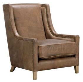 ARTWOOD 44 ARMCHAIR DESTROYED RAW