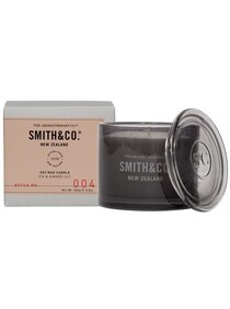 SMITH & CO - FIG & GINGER LILY - CANDLE