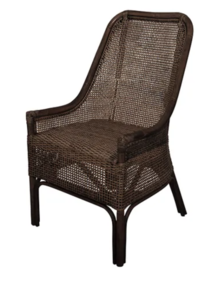 ALISTER CHAIR - CHOCOLATE
