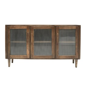 MONICA 3 SECTION SIDEBOARD - NATURAL