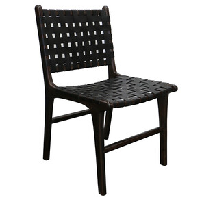 NORWICH DINING CHAIR - BLACK