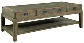 ARTWOOD VERMONT RECTANGLE COFFEE TABLE
