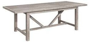 ARTWOOD VINTAGE OUTDOOR DINING TABLE