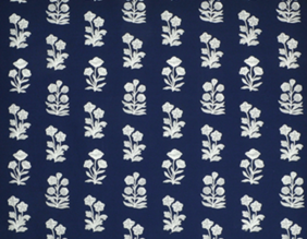 BLUE GROTTO EMBROIDERY - ROYAL BLUE