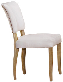 HALO MIMI DINING CHAIR - RIDERS WHITE