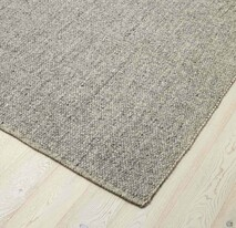 WEAVE LOGAN RUG - FEATHER