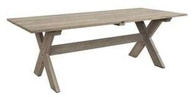 ARTWOOD CROSS INDOOR DINING TABLE