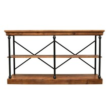 IRON AND PINE CONSOLE
