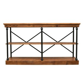 IRON AND PINE CONSOLE - LARGE