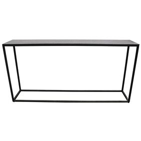 COPPERFIELD CONSOLE - VINTAGE SILVER