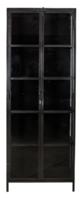 MOLLY GLASS DISPLAY CABINET